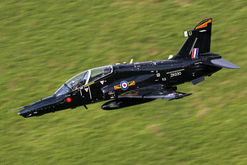 ZK030 - Royal Air Force British Aerospace Hawk T.2