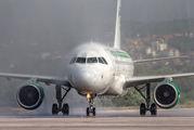 HB-JOH - Germania Airbus A319 aircraft