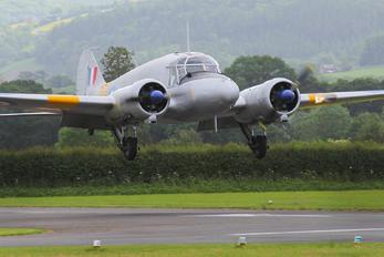 G-VROE - Private Avro 652 Anson (all variants)