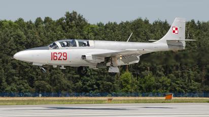 1629 - Poland - Air Force PZL TS-11 Iskra