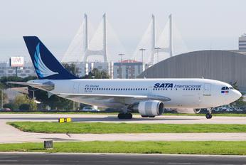 CS-TGV - SATA International Airbus A310