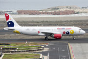 LZ-AWI - Viva Colombia Airbus A320 aircraft