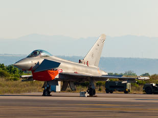 C.16-21 - Spain - Air Force Eurofighter Typhoon S