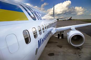 UR-PSR - Ukraine International Airlines Boeing 737-800