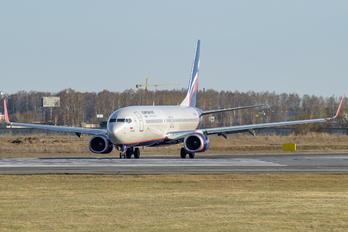 VP-BGN - Aeroflot Boeing 737-800