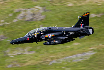 ZK013 - Royal Air Force British Aerospace Hawk T.2