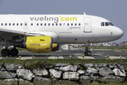 EC-MKX - Vueling Airlines Airbus A319 aircraft