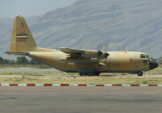 5-8522 - Iran - Islamic Republic Air Force Lockheed C-130H Hercules