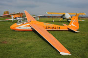 SP-2301 - Private PZL SZD-22 Mucha aircraft