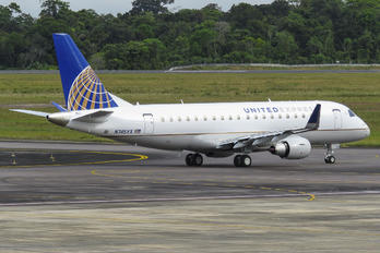 N745YX - United Express Embraer ERJ-175 (170-200)