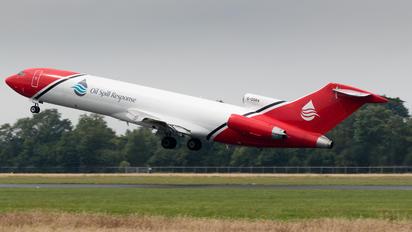 "G-OSRA - 2 Excel Aviation ""The Blades Aerobatic Team"" Boeing 727-51(F)"