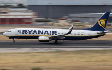 EI-EMD - Ryanair Boeing 737-800