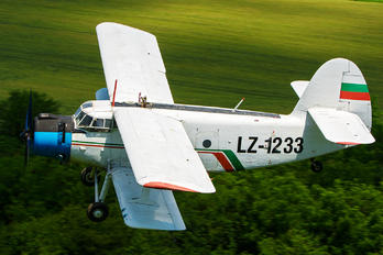 LZ-1233 - Unknown Antonov An-2