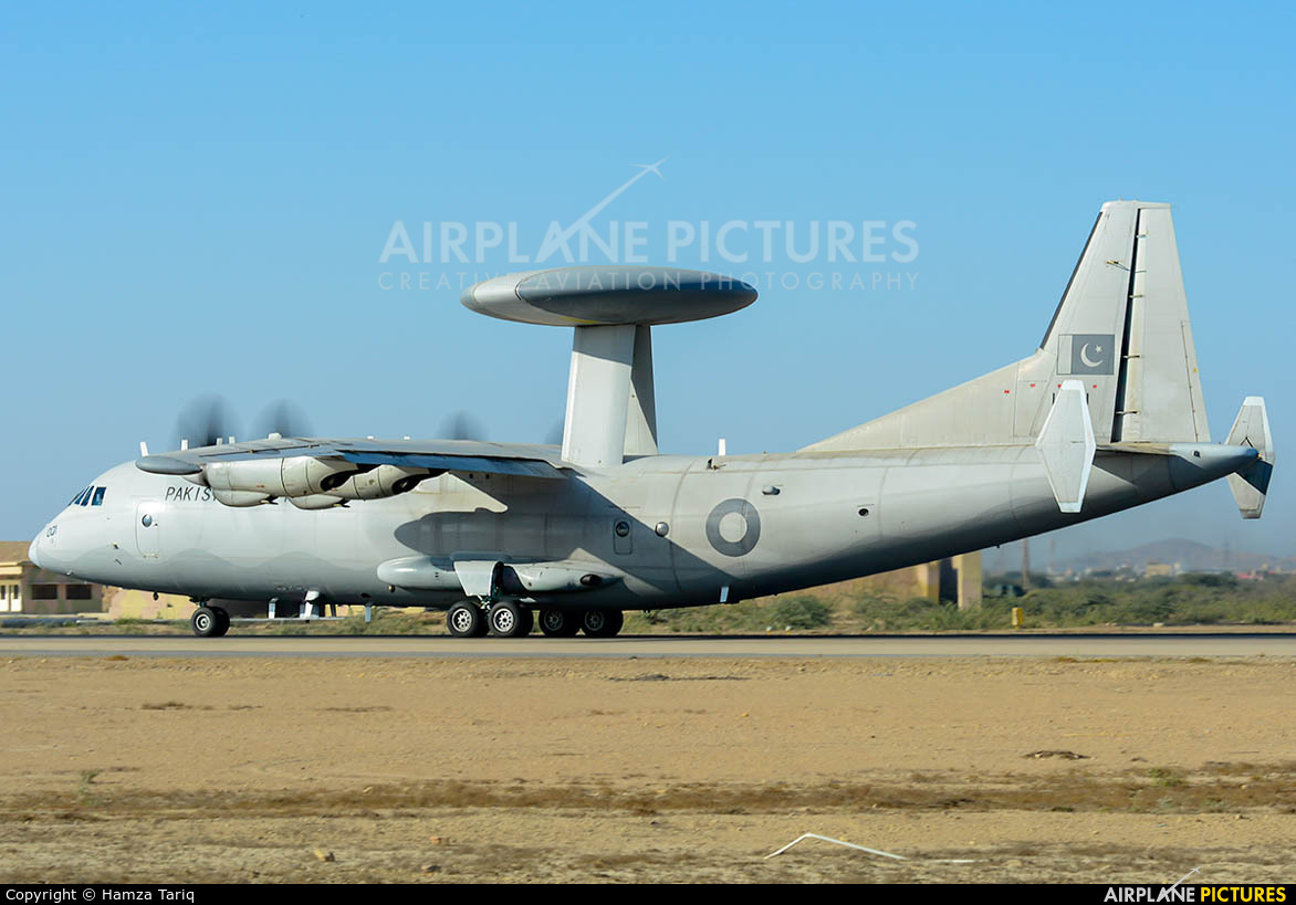 Pakistan - Air Force 11-001 aircraft at Undisclosed location