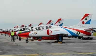 08-09-822 - Pakistan - Navy Pakistan Aeronautical Complex K-8 Karakorum