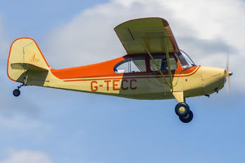 G-TECC - Private Aeronca Aircraft Corp 7AC