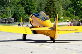 G-BBHK - Private North American Harvard/Texan (AT-6, 16, SNJ series)