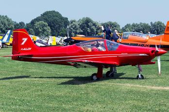 I-ALDI - Private Sequoia Aircraft Corporation Falco F.8L