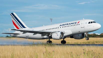 F-GPME - Air France Airbus A319