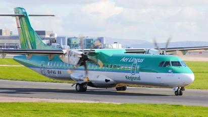 EI-FAS - Aer Lingus ATR 72 (all models)