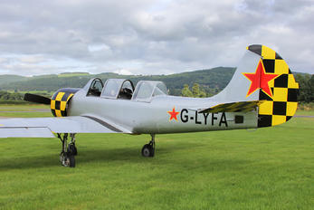 G-LYFA - Private Yakovlev Yak-52