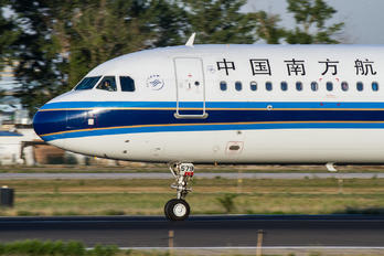B-6579 - China Southern Airlines Airbus A321