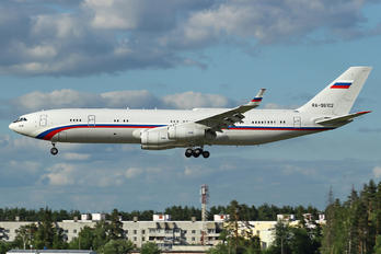 RA-96102 - Russia - Air Force Ilyushin Il-96