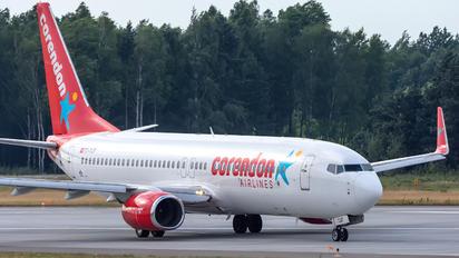 TC-TJT - Corendon Airlines Boeing 737-800