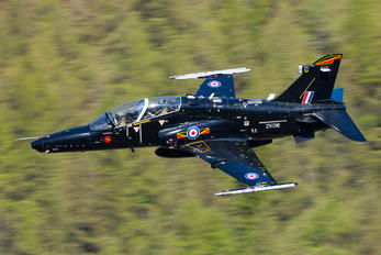 ZK016 - Royal Air Force British Aerospace Hawk T.2