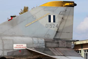 01524 - Greece - Hellenic Air Force McDonnell Douglas F-4E Phantom II