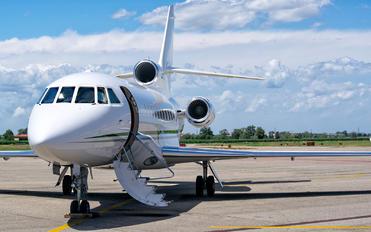 N767WB - Private Dassault Falcon 900 series