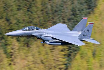 91-0326 - USA - Air Force McDonnell Douglas F-15E Strike Eagle