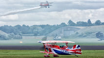 G-EWIZ - Rich Goodwin Airshows Pitts S-2S Special aircraft