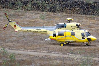 EC-MGN - Hispanica de Aviacion PZL W-3 Sokol