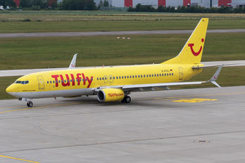 D-ATUL - TUIfly Boeing 737-800