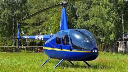 UR-EPS - Private Robinson R44 Astro / Raven