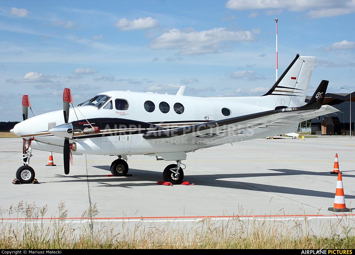 Private SP-CUD aircraft at Olsztyn Mazury Airport (Szymany)