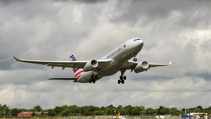 N289AY - American Airlines Airbus A330-200