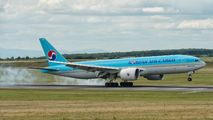 HL8046 - Korean Air Cargo Boeing 777F aircraft