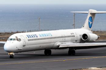 UR-CPR - Bravo Airways McDonnell Douglas MD-83