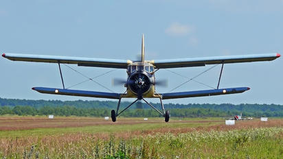 UR-KLP - Private Antonov An-2