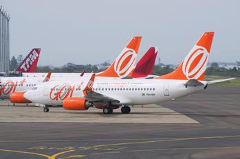 PR-VBY - GOL Transportes Aéreos  Boeing 737-700