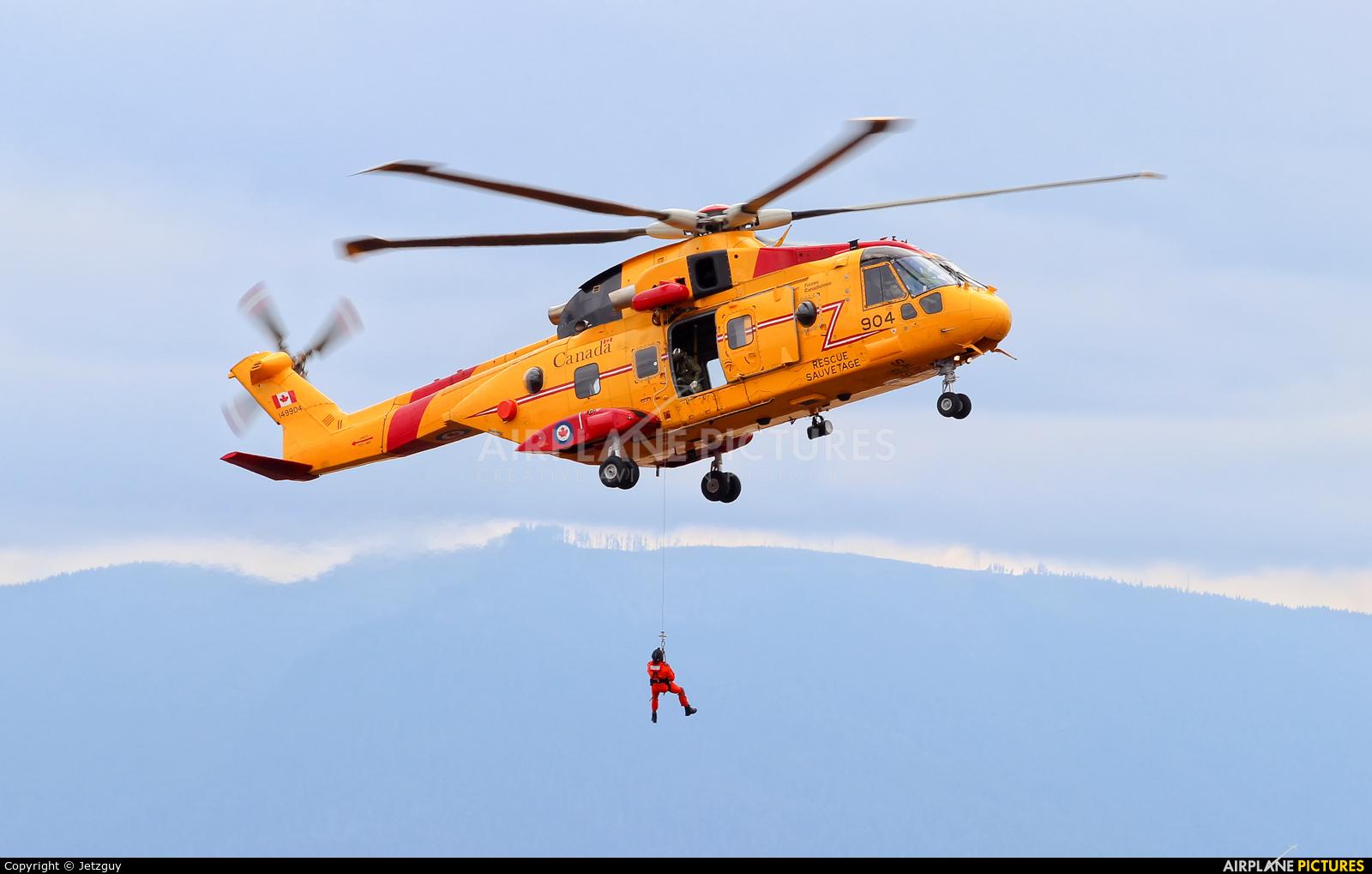 Canada - Air Force 149904 aircraft at Abbotsford, BC