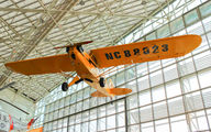 NC88023 - Museum of Flight Foundation Piper J3 Cub aircraft