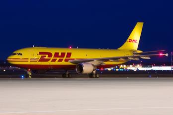 EI-EXR - DHL Cargo Airbus A300F