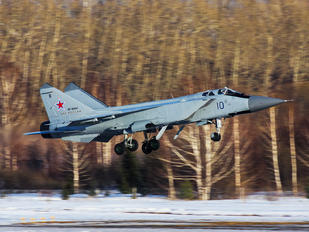 RF-92441 - Russia - Air Force Mikoyan-Gurevich MiG-31 (all models)