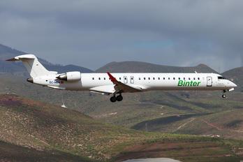 EC-MEN - Binter Canarias Canadair CL-600 CRJ-900