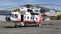 633 - Poland - Air Force Mil Mi-8P aircraft