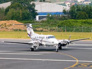 G-ZVIP - Capital Air Charter Beechcraft 200 King Air
