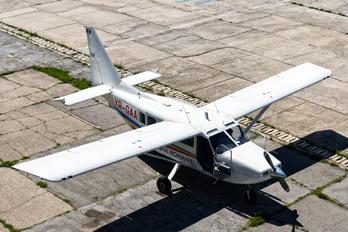 YR-GAA - Romanian Airclub Gippsland GA-8 Airvan